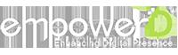 EmpowerD White Logo