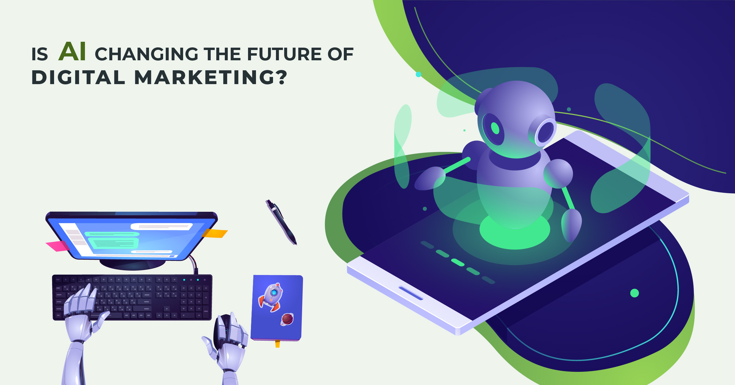 Is AI challenging future of digital marketing